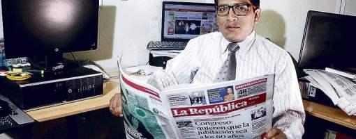 Solidaridad con el periodista Liubomir Fernández Fernández