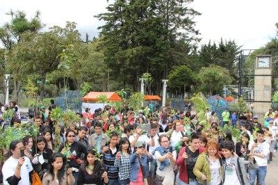 Bogotá Parque Nacional