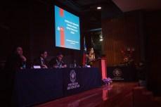 Marcela Zarzar en Mesa Reinserción Social: garantía de derecho a la educación y capacitación de adolescentes y jóvenes de programas para infractores de ley penal.