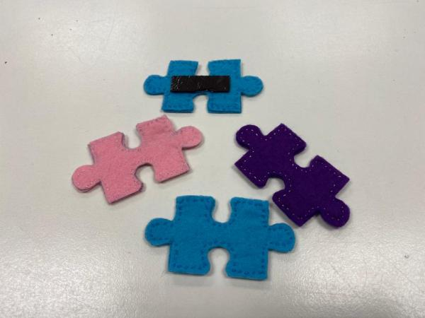 Imán puzzle FQ