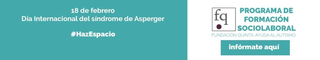 día internacional del síndrome de asperger FQ