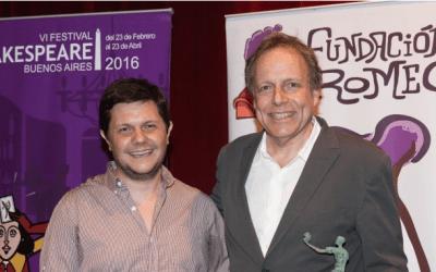 James Shapiro: Premio Shakespeare 2016
