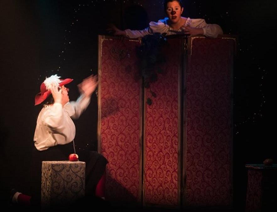 Diario La Nación: Shakespeare toma de la mano a los más chicos