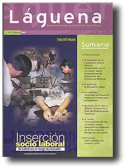 Boletín informativo: Laguena Nº 3