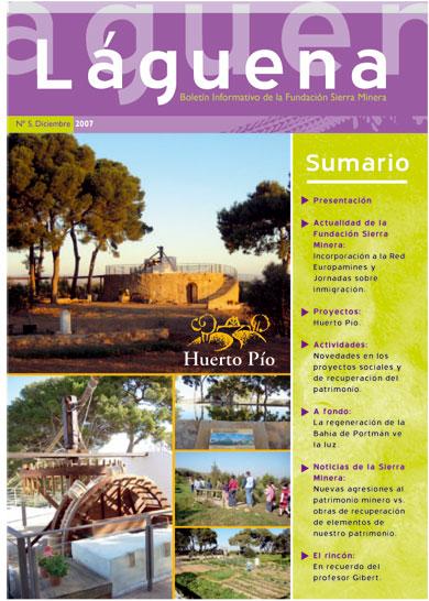 Boletín Informativo: Laguena Nº 5