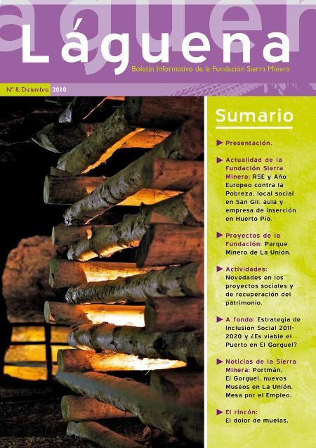 Boletín Informativo Laguena nº 8