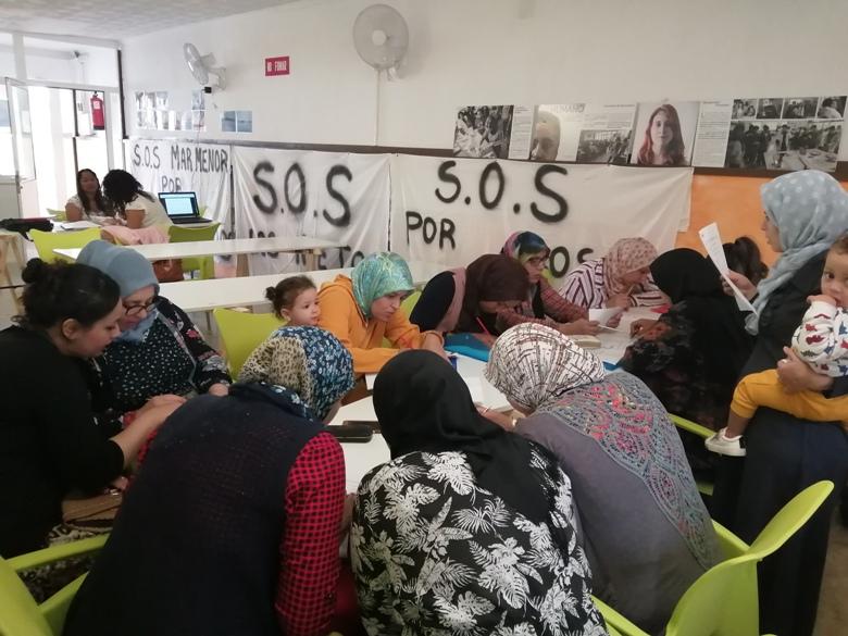 Alfabetización y crecimiento personal para la inclusión social