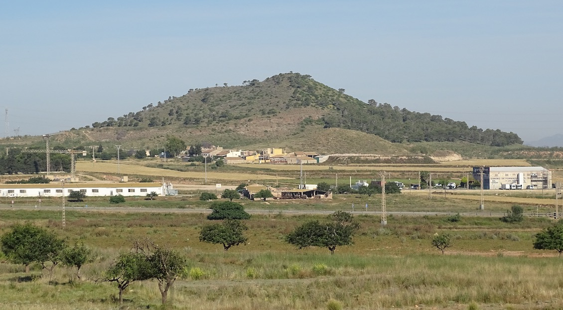 Segunda fase del Proyecto Sierra Minera Verde