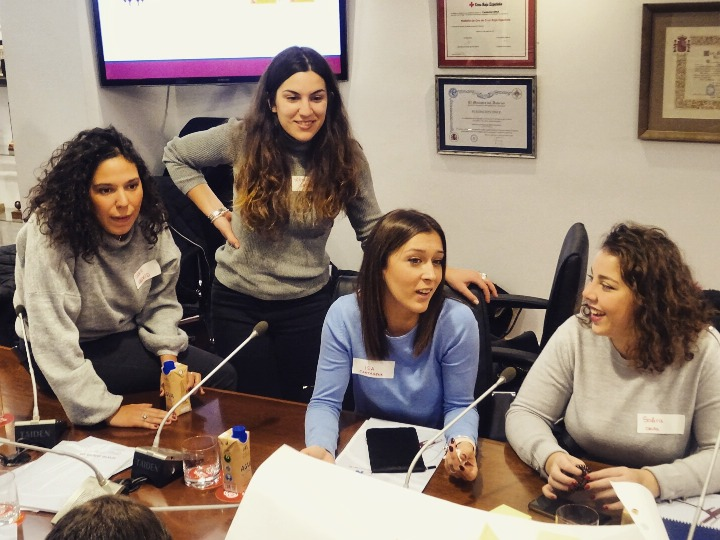 Participamos en el primer encuentro en Madrid del proyecto #JovEU