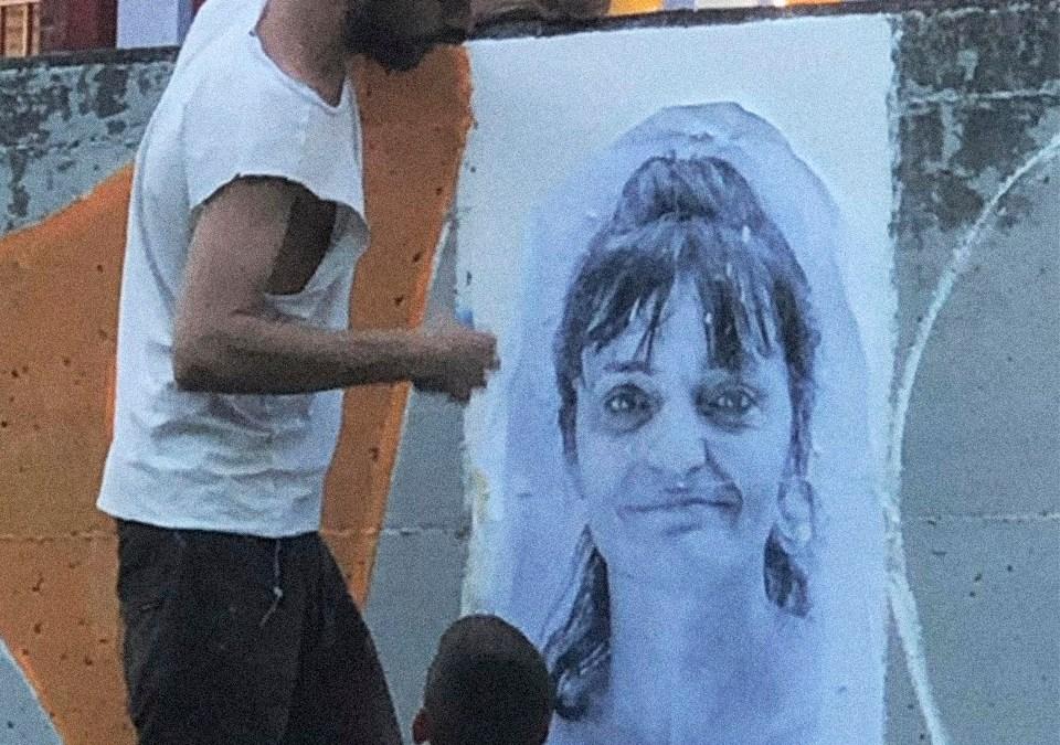 Primer Festival de Arte del barrio de Comillas de Carabanchel