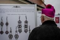 Otwarcie Wystawy 'Biżuteria patriotyczna i pamiątki historyczne XIX i XX wieku - Jasna Góra - 4 grudnia 2018 r. - fot. Andrzej Famielec IMGP2339