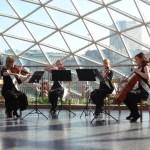 Udany debiut poznańskiego kwartetu Pops Quartet