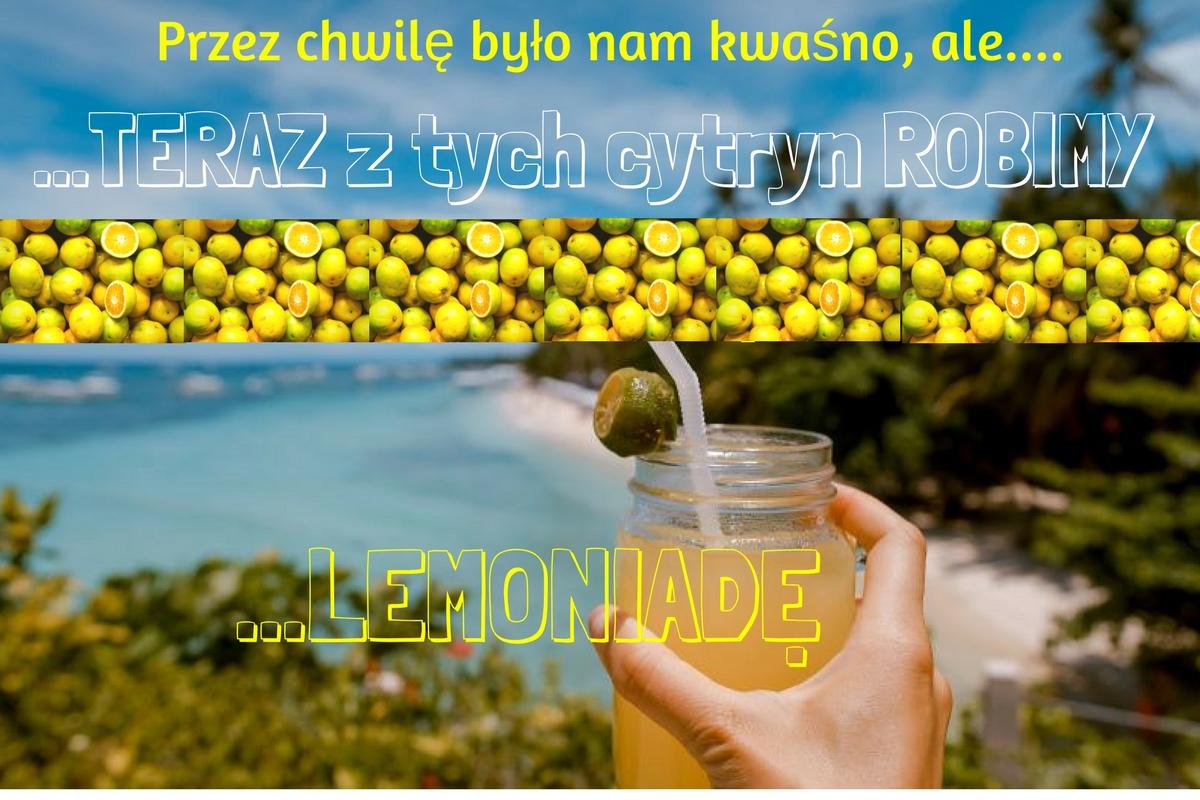 przepis na lemoniadę, jak zarobić pieniadze