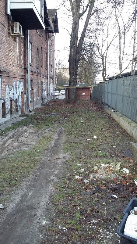 ogród społeczny - propozycja miejsca sopot