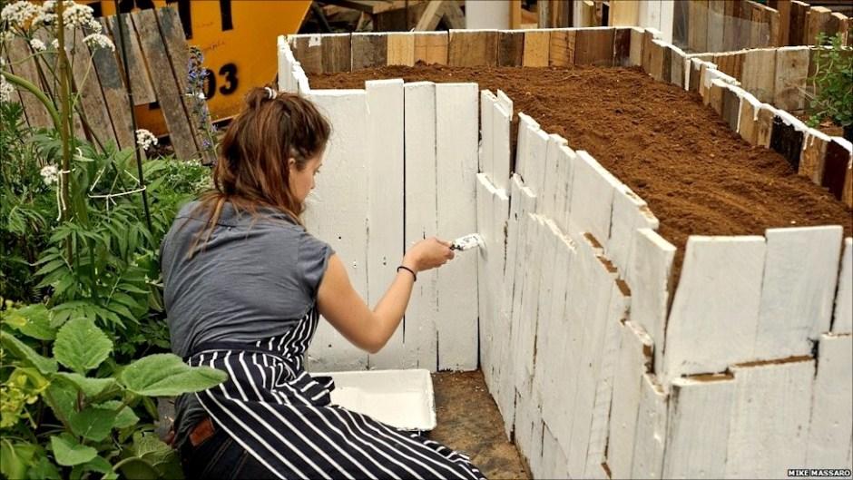 wolontariat w botanicznym ogrodzie społecznym