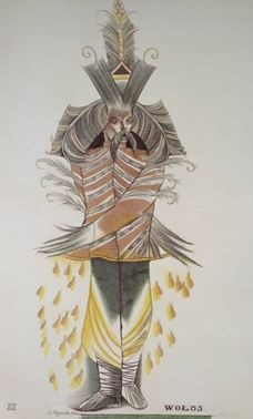 Słowianie - mitologia słowiańska - Wołos