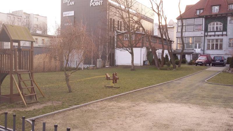 teren pod ogród społeczny w sopocie - lewa strona