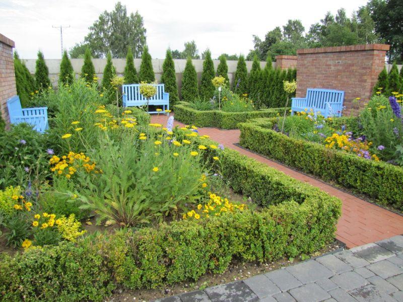 ogrody kapias - żywpołoty i rabaty