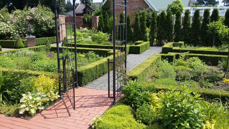 ogrody kapias - ogród angielski