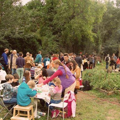 ogrody społeczne w Polsce - Warszawa
