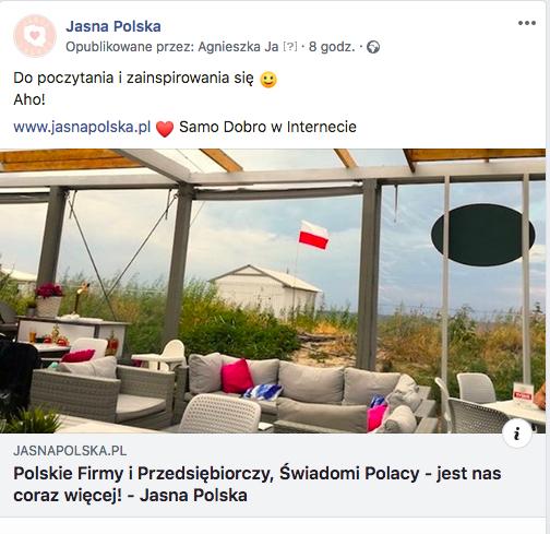 polskie firmy, teraz polska, dobre bo polskie, jasne waidomości