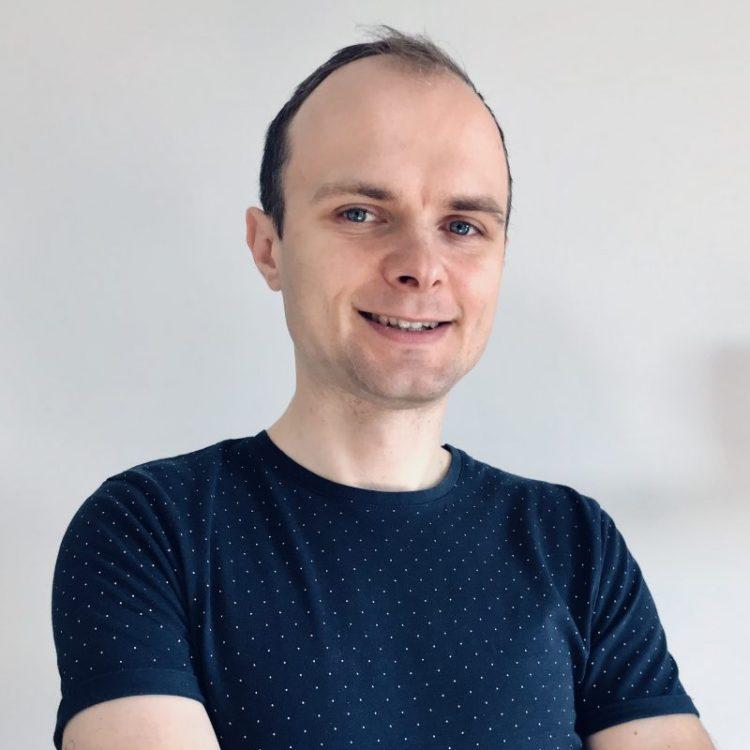 Sebastian Gruszka Prezes Fundacji