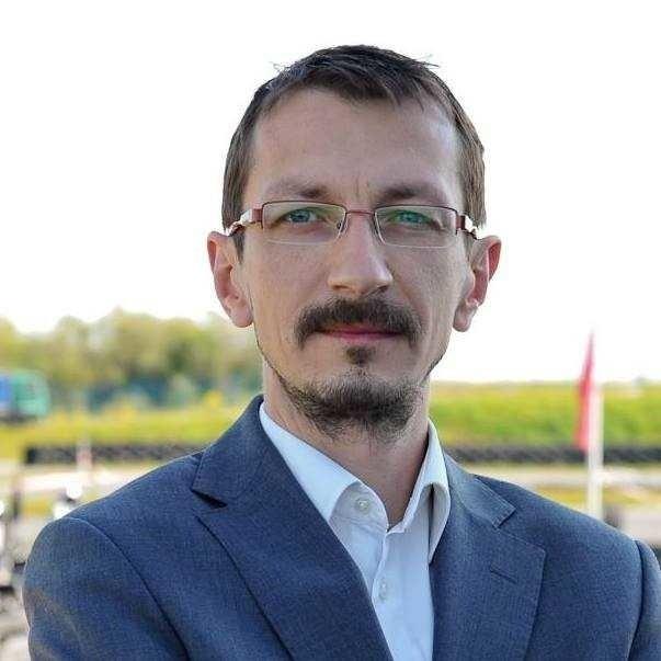 Roman Nowak dyrektor PORD w Gdańsku