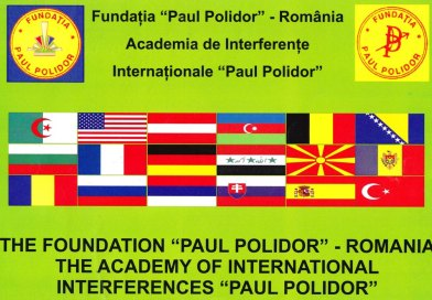 """31.08.1998-31.08.2021: Fundatia ,,Paul Polidor""""- 23 de ani de activitate Interf.Culturale"""