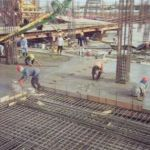 Radmyx aplicat prin cernere la fundaţia unui Shopping Centre din Thailanda