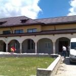 Etapele hidroizolǎrii la CĂMINUL CULTURAL din comuna Doiceşti, judeţ Dâmboviţa