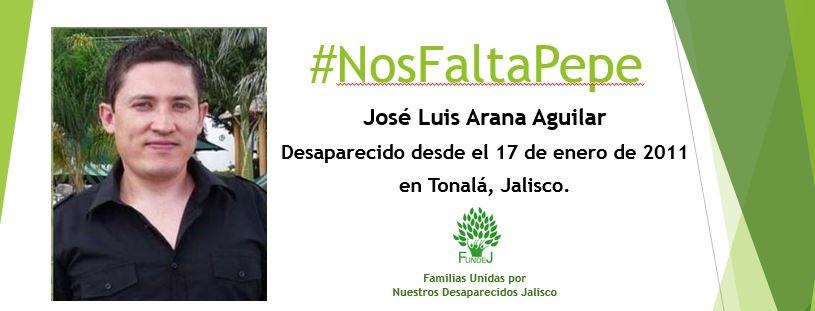 A cuatro años de la desaparición de José Luis Arana