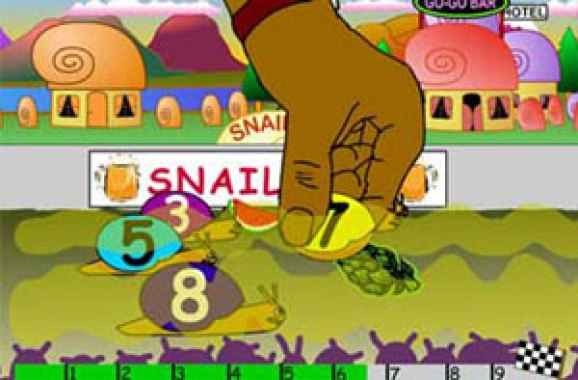 Fundeo Snail Racing