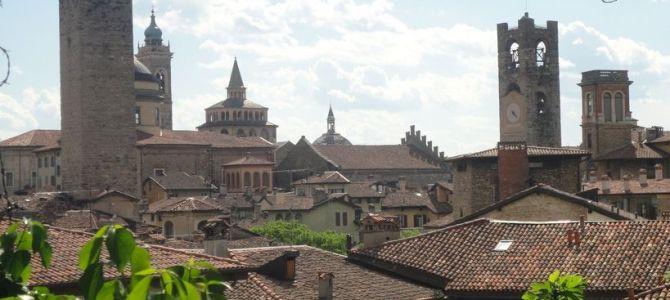 Bergamo Beyond the Airport: Città Alta