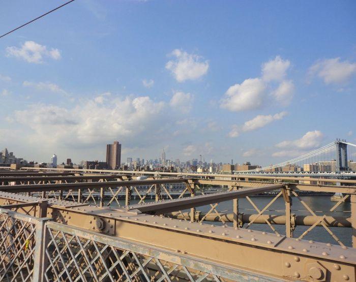 The Brooklyn Bridge, NYC, USA