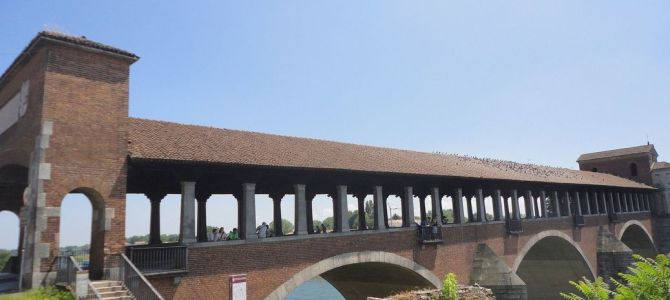 [Pavia, Italy] A Day in Pavia