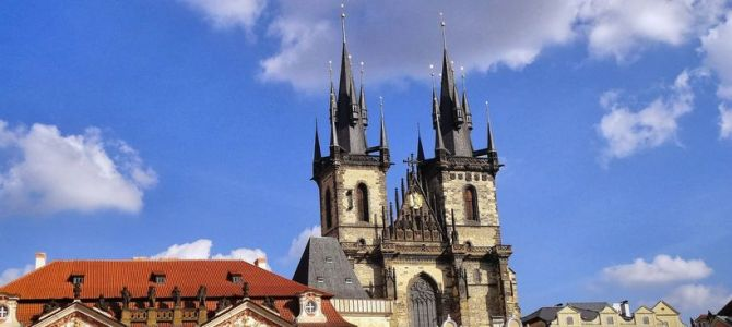 [Prague, Czech Republic] In Prague: The Bustling Old Town and the Tranquil Jewish Quarter