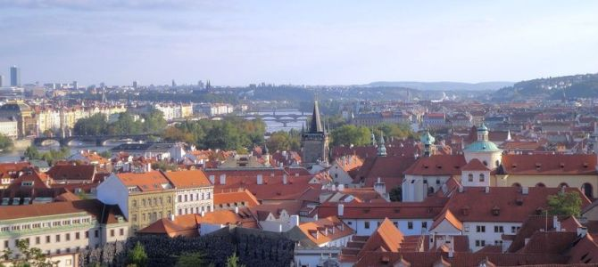[Prague, Czech Republic] In Prague: A Monastery, An Ancient Castle, and Some Music on the Islands