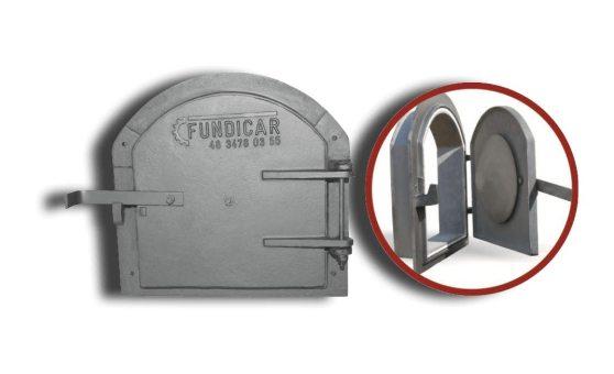 203.18 - Porta Cerâmica Grande 500x500mm