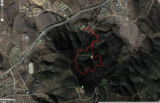 Miner's Ridge Loop