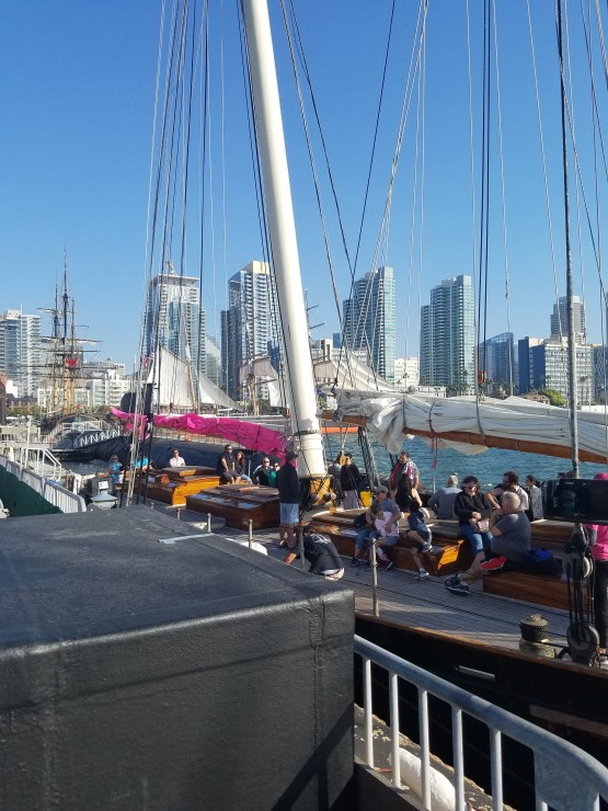 Maritime Museum of San Diego On the Water Adventures