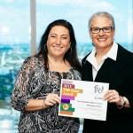 Fort Lauderdale Children's Theatre with funding partner Jodi Peck, Peck Foundation