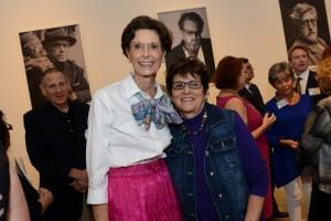 Founding Members Christy Lambertus and Francie Bishop Good