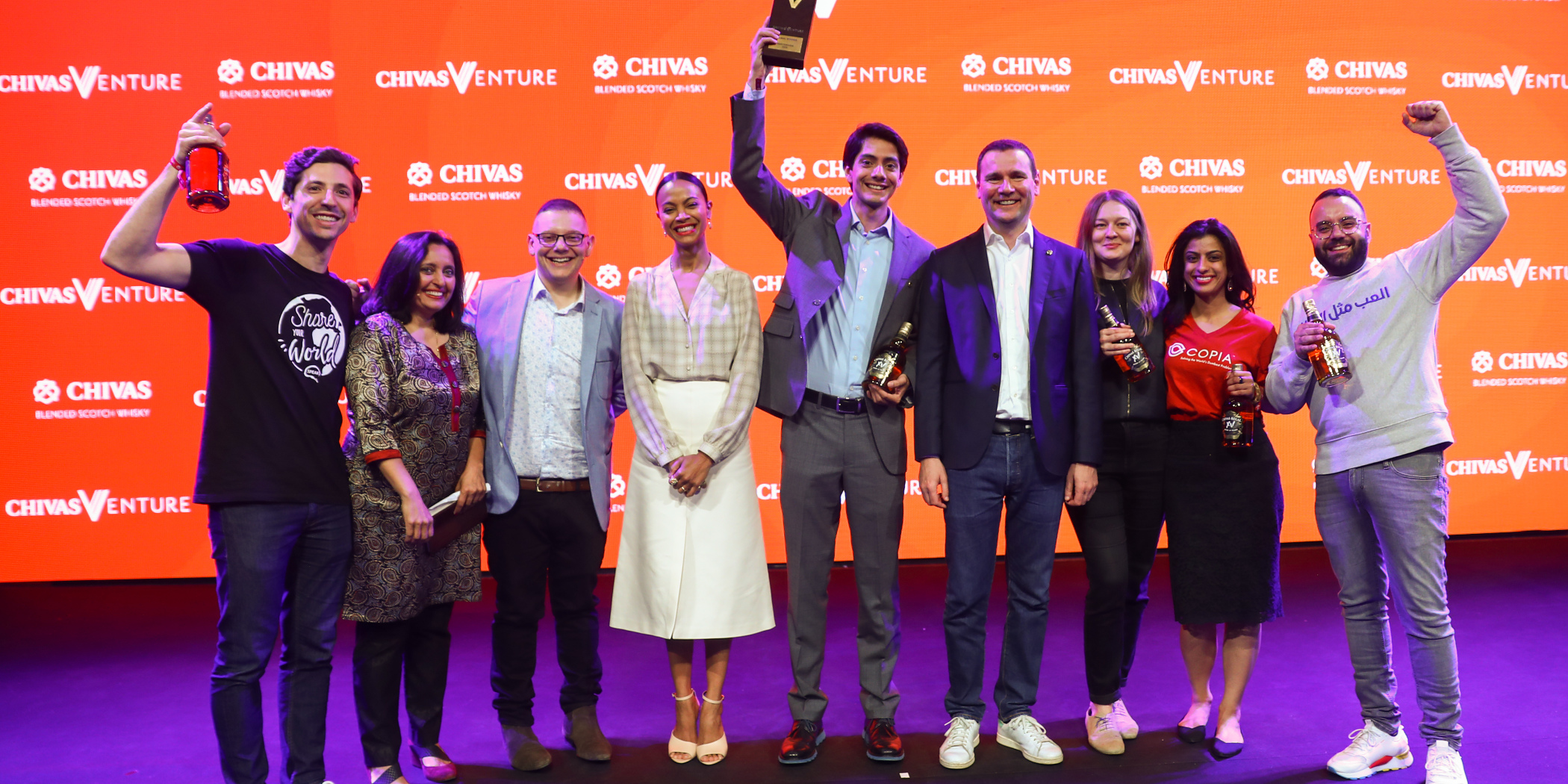 Chivas Venture $1M Startup Competition 2020 for Social Entrepreneurs