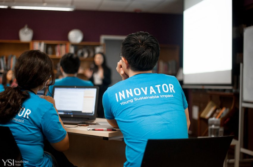 Young Sustainable Impact South-East Innovation programme 2020