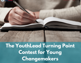YouthLead Turning Point Contest for Young changemakers
