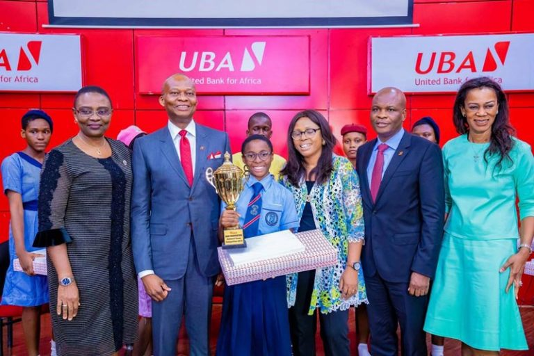 UBA National Essay Competition 2020