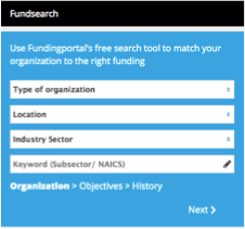 Fundsearch
