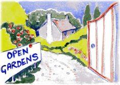 Mulbarton Open Gardens - Big C Fundraising