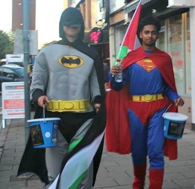 Abdul, Fundraising Team