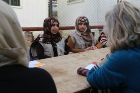 Interpal's Social Workers, Lebanon Field Office, February 2016.